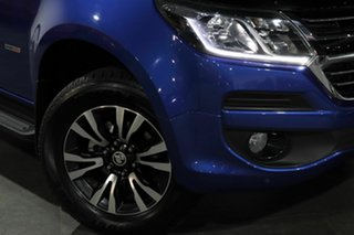 2020 Holden Colorado RG MY20 LTZ Pickup Crew Cab Blue 6 Speed Sports Automatic Utility.