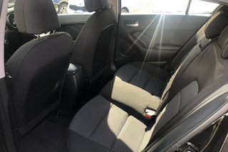 2016 Kia Cerato YD MY17 S Black 6 Speed Sports Automatic Sedan