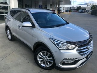 2016 Hyundai Santa Fe DM3 MY17 Elite Sleek Silver 6 Speed Sports Automatic Wagon.