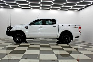 2016 Ford Ranger PX MkII MY17 XL 3.2 (4x4) White 6 Speed Manual Crew Cab Utility
