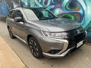 2021 Mitsubishi Outlander ZL MY21 PHEV AWD GSR Titanium 1 Speed Automatic Wagon Hybrid.