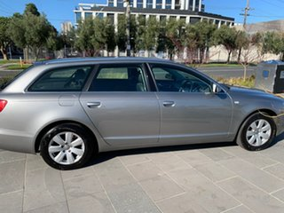 2005 Audi A6 4F Avant Multitronic Beige 1 Speed Constant Variable Wagon