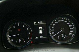 2021 Hyundai Kona Os.v4 MY21 Active 2WD Surfy Blue 8 Speed Constant Variable Wagon