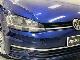 2017 Volkswagen Golf 7.5 MY17 110TSI DSG Comfortline Atlantic Blue 7 Speed.