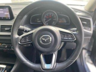 2016 Mazda 3 BN5238 SP25 SKYACTIV-Drive GT Silver 6 Speed Sports Automatic Sedan