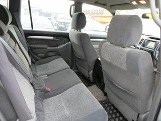 2004 Toyota Landcruiser Prado GRJ120R GXL (4x4) Silver 5 Speed Automatic Wagon