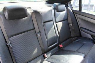 2012 Holden Commodore VE II MY12.5 SV6 Z Series Green 6 Speed Manual Sedan