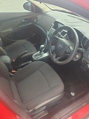 2016 Holden Cruze JH Series II MY16 Equipe Red 6 Speed Sports Automatic Sedan