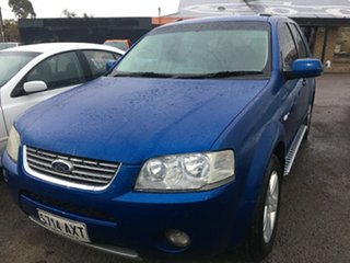 2007 Ford Territory SY Ghia AWD 6 Speed Sports Automatic Wagon.