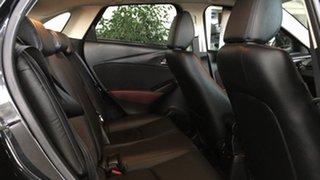 2017 Mazda CX-3 DK2W7A Akari SKYACTIV-Drive Black 6 Speed Sports Automatic Wagon