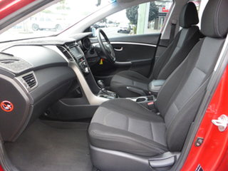 2014 Hyundai i30 GD MY14 Active Red 6 Speed Automatic Hatchback