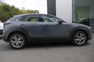 2021 Mazda CX-30 DM2WLA G25 SKYACTIV-Drive Touring Titanium Flash 6 Speed Sports Automatic Wagon.
