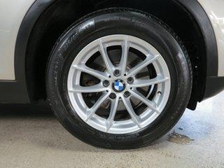 2012 BMW X3 F25 MY1011 xDrive20d Steptronic Mineral Silver 8 Speed Automatic Wagon