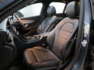 2014 Mercedes-Benz C-Class W205 C200 7G-Tronic + Tenorite Grey 7 Speed Sports Automatic Sedan