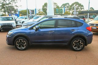 2013 Subaru XV G4X MY13 2.0i-S Lineartronic AWD Blue 6 Speed Constant Variable Wagon.