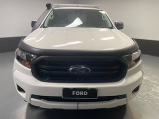 2019 Ford Ranger PX MkIII 2019.75MY XL Arctic White 6 Speed Manual Single Cab Chassis