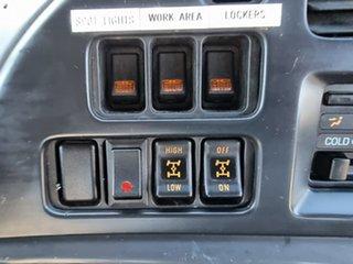 1997 Isuzu FTS 750 Dual Cab Red Firetruck 4x4
