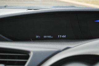 2012 Honda Civic FK VTi-S Red 5 Speed Automatic Hatchback