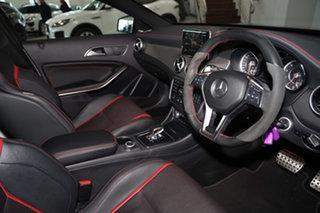 2014 Mercedes-Benz GLA-Class X156 805+055MY GLA45 AMG SPEEDSHIFT DCT 4MATIC Mountain Grey 7 Speed.