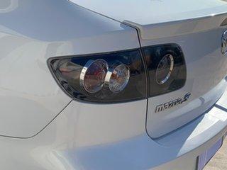 2007 Mazda 3 BK10F2 Maxx Sport White 4 Speed Sports Automatic Sedan