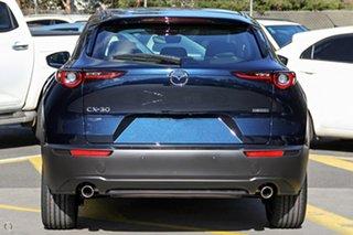 2021 Mazda CX-30 DM2W7A G20 SKYACTIV-Drive Touring Blue 6 Speed Sports Automatic Wagon.