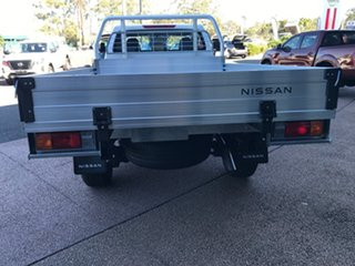 2021 Nissan Navara D23 MY21 SL 4x2 White 7 Speed Sports Automatic Cab Chassis