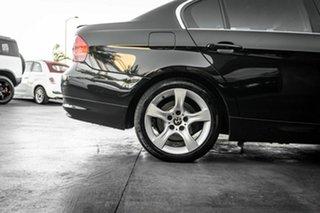 2010 BMW 3 Series E90 MY10.5 320d Steptronic Lifestyle Black 6 Speed Sports Automatic Sedan