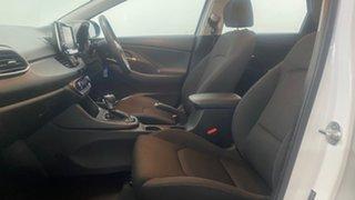 2018 Hyundai i30 PD Go White 6 Speed Auto Sequential Hatchback