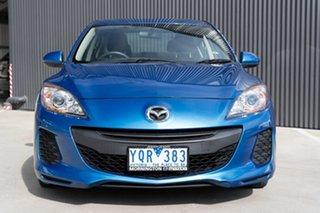 2011 Mazda 3 BL10F1 MY10 Neo Activematic Sky Blue 5 Speed Sports Automatic Sedan.