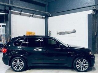 2011 BMW X5 M E70 MY11.5 Steptronic Black 6 Speed Sports Automatic Wagon.