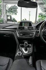 2013 BMW 320i F30 MY0813 320i Black 8 Speed Sports Automatic Sedan