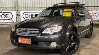 2006 Subaru Outback B4A MY06 D/Range AWD Grey 5 Speed Manual Wagon.