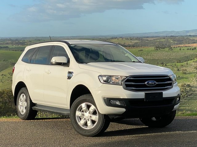 Used Ford Everest UA II 2019.00MY Ambiente Clare, 2018 Ford Everest UA II 2019.00MY Ambiente White 6 Speed Sports Automatic SUV