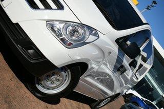 2015 Hyundai iLOAD TQ Series II (TQ3) White 5 Speed Automatic Van.