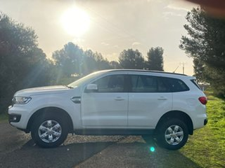 2018 Ford Everest UA II 2019.00MY Ambiente White 6 Speed Sports Automatic SUV