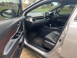 2018 Toyota C-HR NGX10R Koba S-CVT 2WD Shadow Platinum & Black Roof 7 Speed Constant Variable Wagon
