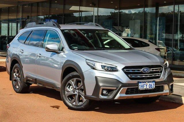 Demo Subaru Outback AWD Gosnells, 2021 Subaru Outback 6GEN AWD Silver Constant Variable SUV