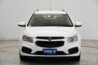 2016 Holden Cruze JH Series II MY16 CD Sportwagon White 6 Speed Sports Automatic Wagon.
