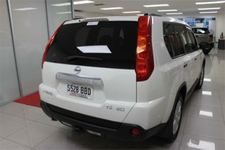 2009 Nissan X-Trail T31 TS White 6 Speed Sports Automatic Wagon.