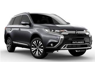 2021 Mitsubishi Outlander ZL MY21 LS 2WD Titanium 6 Speed Constant Variable Wagon
