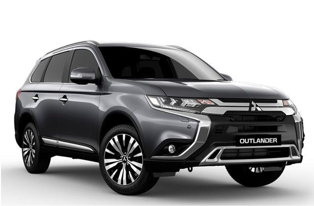 New Mitsubishi Outlander ZL MY21 LS 2WD Maitland, 2021 Mitsubishi Outlander ZL MY21 LS 2WD Titanium 6 Speed Constant Variable Wagon