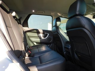 2017 Land Rover Discovery Sport L550 18MY TD4 110kW SE Silver 9 Speed Sports Automatic Wagon