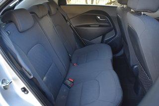 2015 Kia Rio UB MY15 S Silver 4 Speed Sports Automatic Hatchback