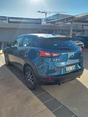 2017 Mazda CX-3 DK MY17.5 S Touring (FWD) Blue 6 Speed Automatic Wagon.