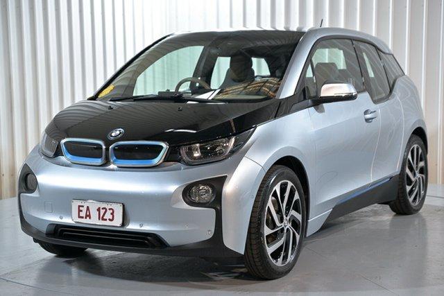 Used BMW i3 I01 60Ah Hendra, 2015 BMW i3 I01 60Ah Blue 1 Speed Automatic Hatchback