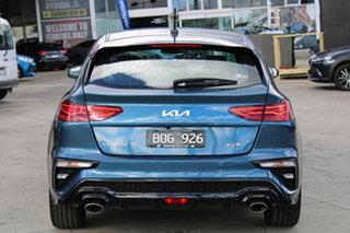 2021 Kia Cerato Mineral Blue Automatic.