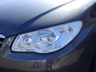 2006 Hyundai Elantra XD MY05 Steel Grey 5 Speed Manual Sedan.