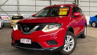 2015 Nissan X-Trail T32 ST X-tronic 2WD Red 7 Speed Constant Variable Wagon.