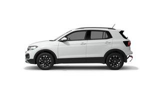2021 Volkswagen T-Cross Life Pure White Semi Auto SUV.