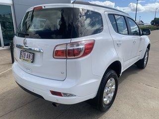 2019 Holden Trailblazer RG MY19 LT White/310919 6 Speed Sports Automatic Wagon.
